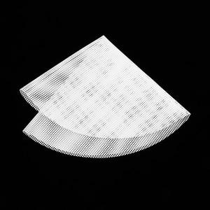 1 шт. антипригарный экологичный белый Силиконовый пароварочный коврик для ресторана, бумажные пароварки, кухонные принадлежности
