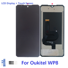 Original LCD For Oukitel WP8 pro LCD Display Touch Screen Digitizer Assembly For WP8 Pro 6.49 inch