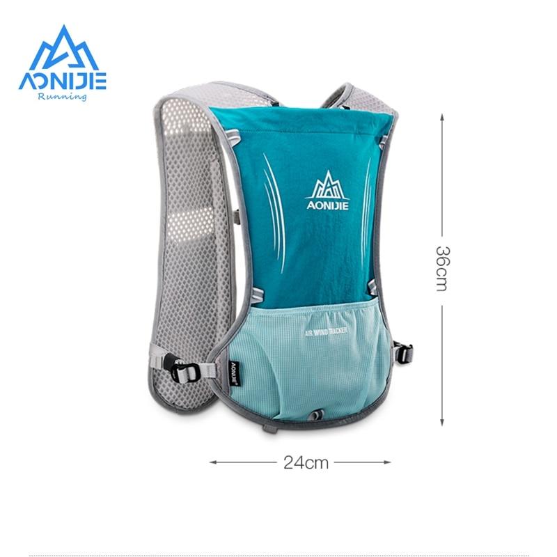 AONIJIE Women Men Lightweight Running Backpack Outdoor Sports Trail Racing Marathon Hiking Fitness Bag Hydration Vest Pack|run bag sport|trail running packsvest pack - AliExpress