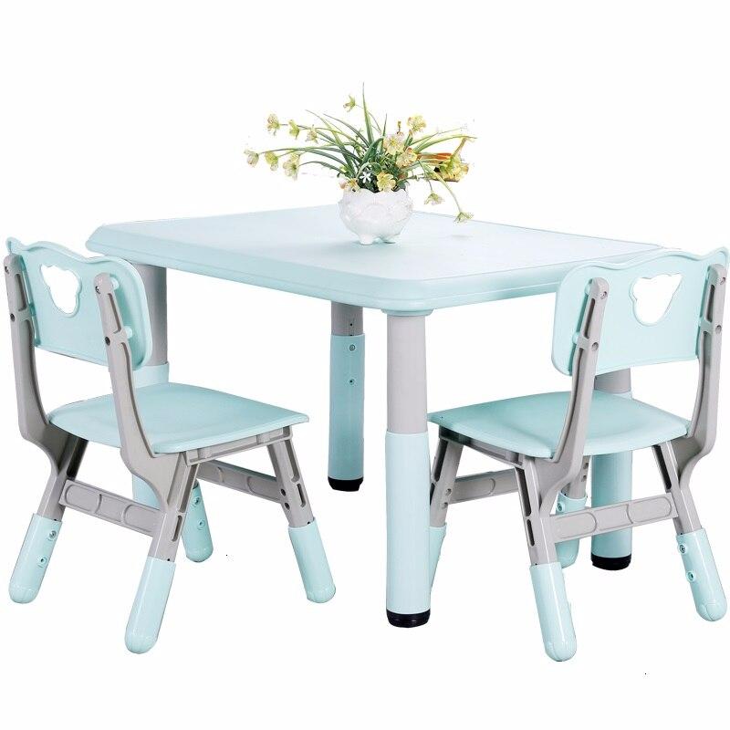 De Estudio Chair And Kindertisch Toddler Silla Y Infantiles Kindergarten Kinder Mesa Infantil Bureau Enfant Study Kids Table