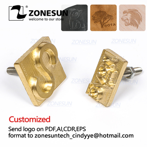 ZONESUN Custom logo Hot Brass