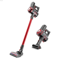 Washable Vacuum Cleaner Floor Cleaner Home Appliances Cordless Portable Dibea M500 2 in 1 Wireless Upright Vacuum Cleaner