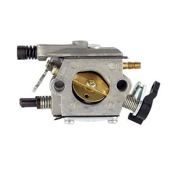 Gaźnika przewód paliwowy zestaw filtrów dla Husqvarna 51 55 50 Chainsaw 503281504 Walbro WT-170-1 WT-170 Carb uszczelka tanie i dobre opinie CN (pochodzenie) Garden Tool Parts For 503281504 Walbro WT-170-1 K1129
