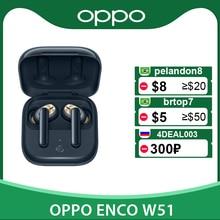 OPPO Enco W51 / W31 TWS auricolare Bluetooth 5.0 cancellazione del rumore auricolari Wireless per Reno 4 Pro 3 trova X2 Pro ACE 2
