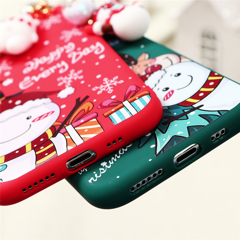 iPhone 12 mini Christmas phone case
