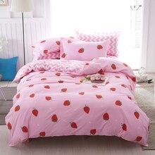 Pillowcase Bedding-Sets Duvet-Cover Bed-Sheet Bed Linen Bulldog Queen-Size Home-Textile