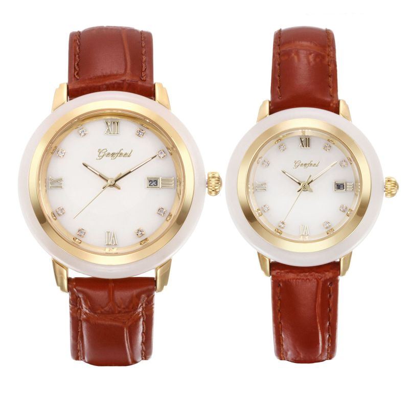 2020 Top Fashion Direct Selling Wholesale Tremble Boom Watches And Tianyu Baiyu Couple Jade On Behalf Of One