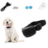 5 Anti-Bellen Ausbildung Modi Pet Hund Rinde Kragen Automatische Effektive Wiederaufladbare Vibration Schock Hunde Bark Halsbänder
