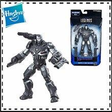 15cm Hasbro Avengers Marvel Legends Series Endgame Marvels War Machine Action Figure Speelgoed for A Het Verzamelen Van Acties