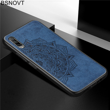 For Huawei Y9S Case Cover TPU Frame Cloth Fabric Anti-knock Bumper Case For Huawei Y9S Y9 S Cover For Huawei Y9S 2020 6.59 inch for huawei y9s case cover silicone shockproof hard pc heavy bumper cover for huawei y9s case for huawei y9s y9 s 2020 6 59 inch