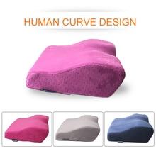 Professional Pillow for Eyelash Extension Salon Graft Eyelash Extension Pillow Memory Flannel Pillow