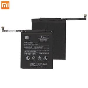Image 2 - Xiao Mi BN41 Originele Telefoon Batterij Voor Xiaomi Redmi Opmerking 4 4X 3 Pro 3S 3X 4X Mi 5 BN43 BM22 BM46 BM47 Vervanging Batterijen