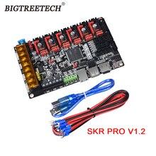 BIGTREETECH SKR PRO V 1,2 Control Board WIFI 32 Bit Marlin Motherboard Mit TMC2208 UART A4988 TMC2130 Stick VS MKS GEN L bord