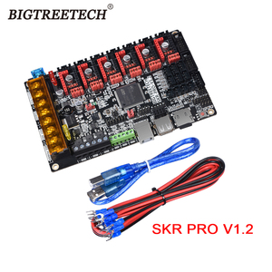 Image 1 - لوحة BIGTREETECH SKR PRO V1.2Control لوحة مارلين 32 بت تعمل بالواي فاي مع لوحة TMC2208 UART A4988 TMC2130 Drive VS MKS GEN L Board