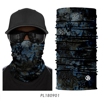 3D Seamless Bandana Neck Scarves 10