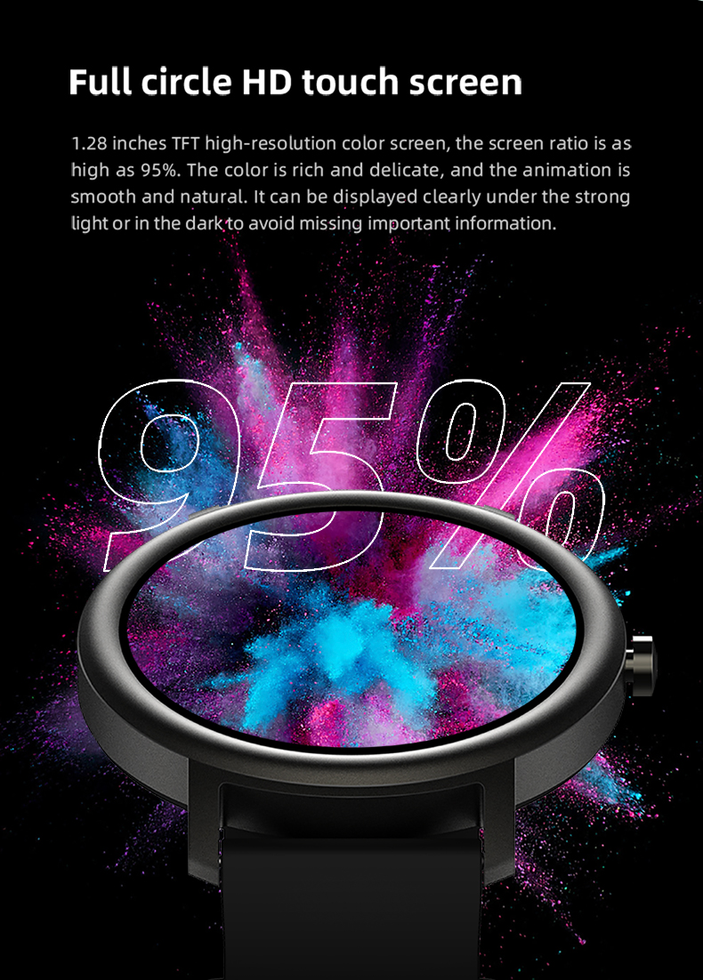 Xiaomi Mibro Air Smartwatch 5