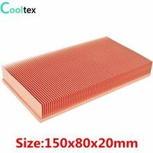 الكترونية رقاقة COOLTEX 150x80x20