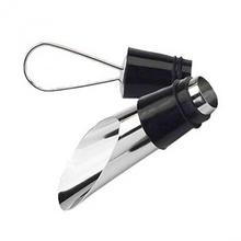 Tools Wine-Opener Whiskey Barware Silicone Bar-Accessories Spout-Stopper-Set Pourers