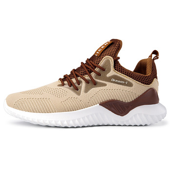 Fashion Men s Shoes Portable Breathable Running Shoes 44 Large Size Sneakers Comfortable Walking Jogging