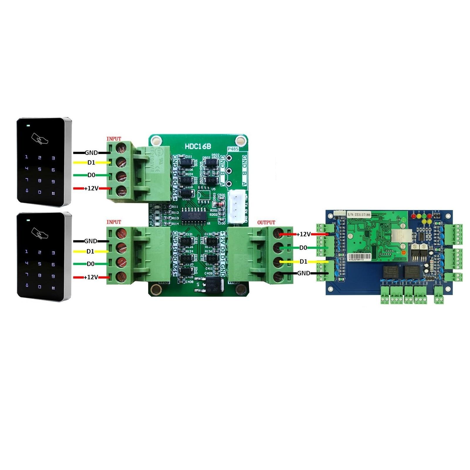 Многоканальный преобразователь сигнала, Spliiter Hub 2IN 1OUT/4In 1out/1In 2Out интерфейс, передача двойной аутентификации