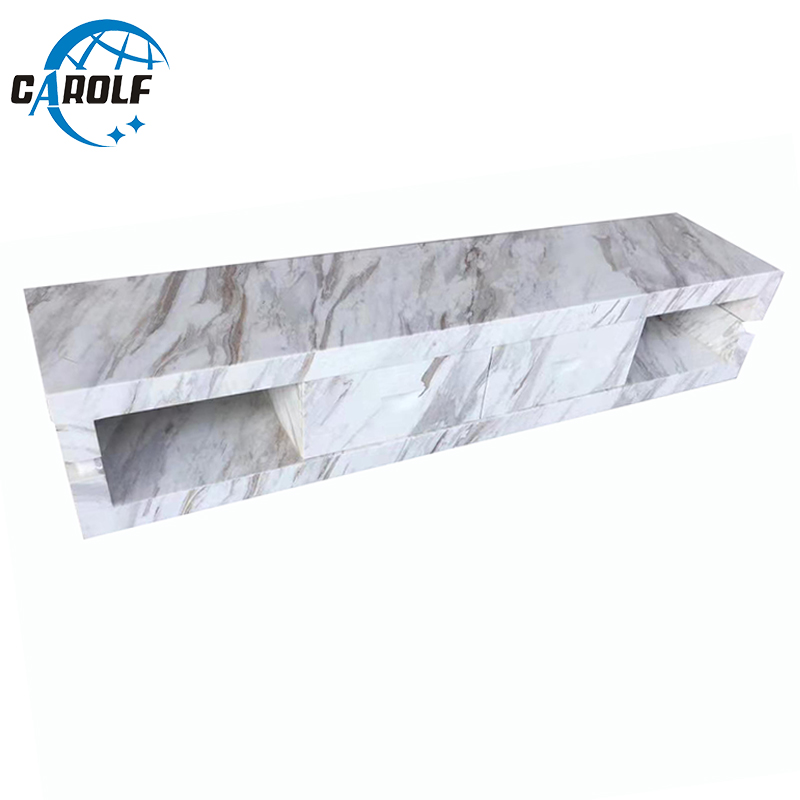 Modern White Monitor Stand Living Room Furniture Tv Cabinet TV Table