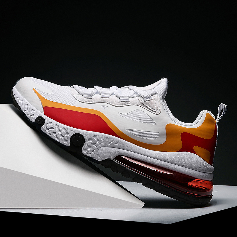 Fashion Men's Shoes Portable Light Breathable Running Shoes 46 Large Size Sneakers Comfortable Walking Jogging Casual Shoes