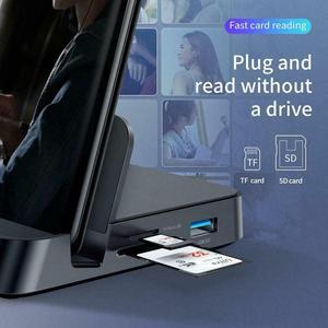Image 3 - 新しい usb タイプ c ハブドッキングサムスンギャラクシー S10 S9 dex パッドステーション USB C hdmi ドック電源アダプタ huawei 社 P30 P20 プロ