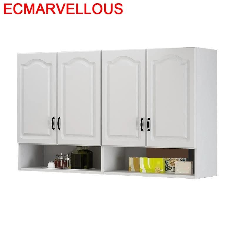 Rangement Credenza Per Mobile Cucina Meuble Cuisine Mueble Cocina Meble Kuchenne Armario De Cozinha Wall Kitchen Cabinet Aliexpress