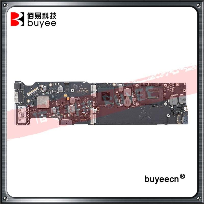 """Image 2 - Original a1466 i5 1.8g 4 gb placa mãe 2012 2017 para macbook ar a1466 placa mãe 13 """"placa lógica substituiçãoTela de LCD do laptop   -"""
