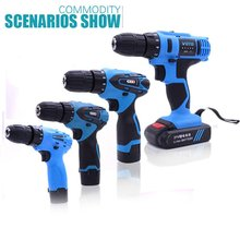 Multifunctional Electric Hand Drill…