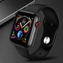 Timewolf Smart Watch iwo 8 iwo 10 w34 ECG+PPG Heart Rate Tra