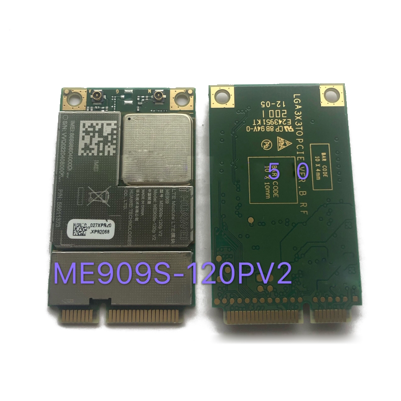 JINYUSHI For Huawei ME909S-120P V2 Mini Pcie LGA 2020 Genuine Distributor FDD LTE 4G WCDMA GSM Completely Replace ME909S-120