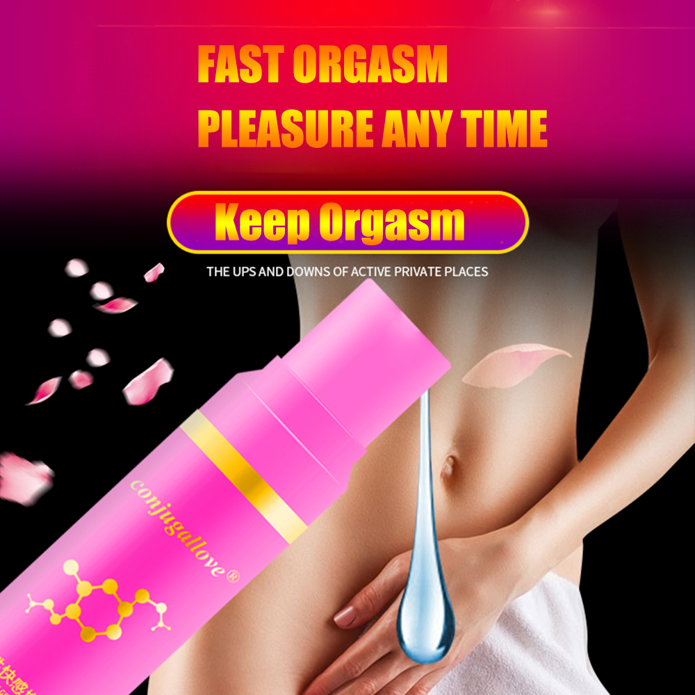 Orgasmic Spray Sex Drops Exciter For Women Flirt Female Libido Enhancer Vagina Tightening Increase Sexual Pleasure Sex Product