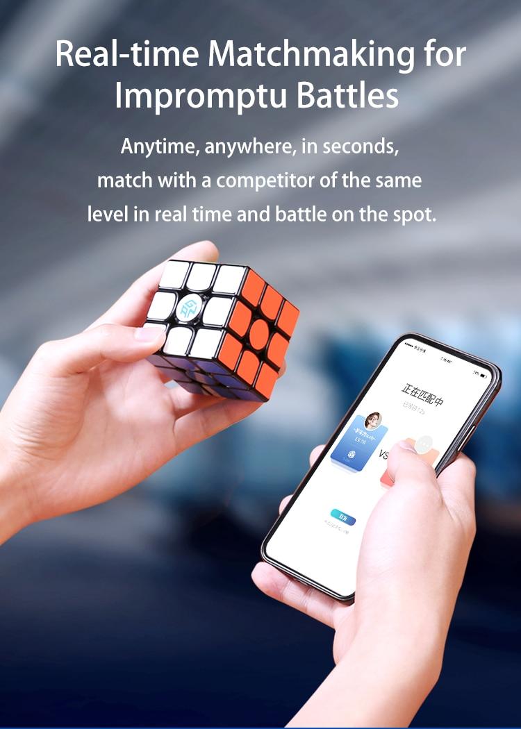 ألعاب تعليمية للطلاب من غان 356i 3x3x3 المكعب السحري بدون لغز مكعبات سرعة احترافية cubo magico