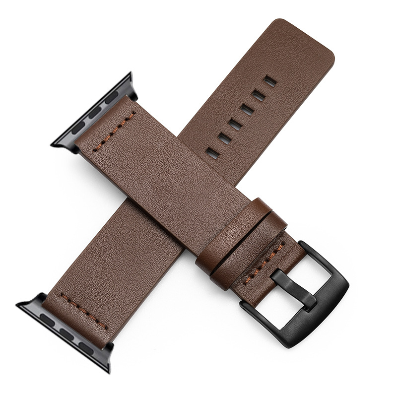 Genuine Leather Band for Apple Watch 26