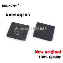 2pcs KB926QF D3 KB926QFD3  QFP-128 926QF D3 new original 5pcs brand new kb926qf d2 qfp 128 chip chipset graphic ic