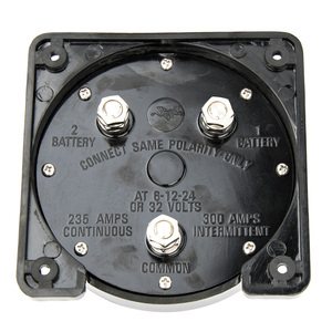 Image 5 - Boot Marine RV Motor Batterie Schalter Elektrische Dual Batterie Selector Power Converter Batterie Trennen Schalter