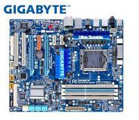 GIGABYTE GA EX58 UD3R X58 original All solid state motherboard EX58 UD3R LGA 1366 DDR3 mainboard