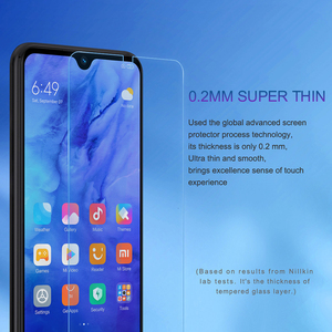 Image 4 - için Xiaomi Redmi note 8T temperli cam Nillkin İnanılmaz H/H + Pro anti patlama ekran koruyucu için xiaomi Redmi note 8T