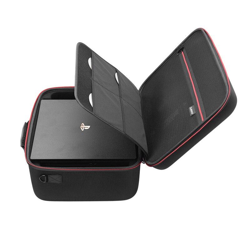 FOR PS4 / PS4 Pro Game Bag Travel Storage Box Protect Shoulder Carry Bag Handbag Original size for PlayStation 4 PS4 Pro Console