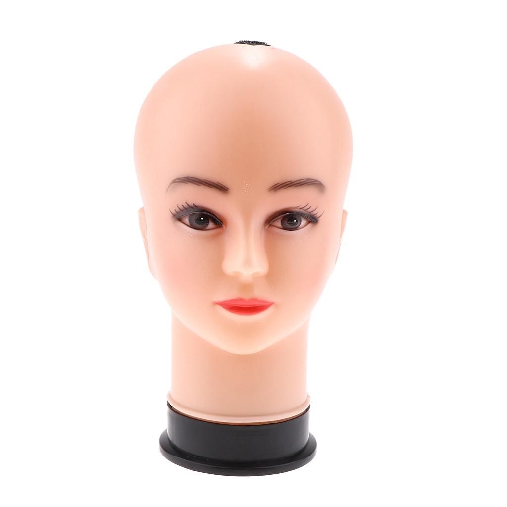 Голова манекена для макияжа, голова манекена для косметологии, пляжная шляпа/берет/Панама/бейсболка