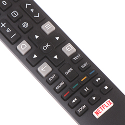 Original Remote Control RC802N YUI1 For TCL Smart TV U43P6046, U49P6046, U55P6046, U65P6046