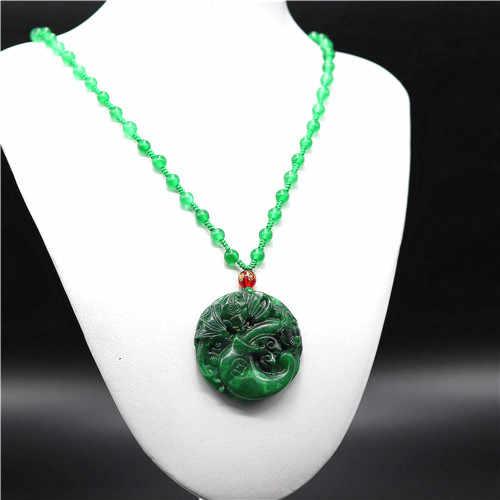 ธรรมชาติสีเขียวมรกตหยกจี้ค้างคาวผีเสื้อสร้อยคอสร้อยคอสร้อยคอสร้อยคอสร้อยคอสร้อยคอสร้อยคอสร้อยคอสร้อยคอสร้อยข้อมือหยกเครื่องประดับอัญมณีแฟชั่นแกะสลักของขวัญ Amulet สำหรับผู้หญิงผู้ชาย