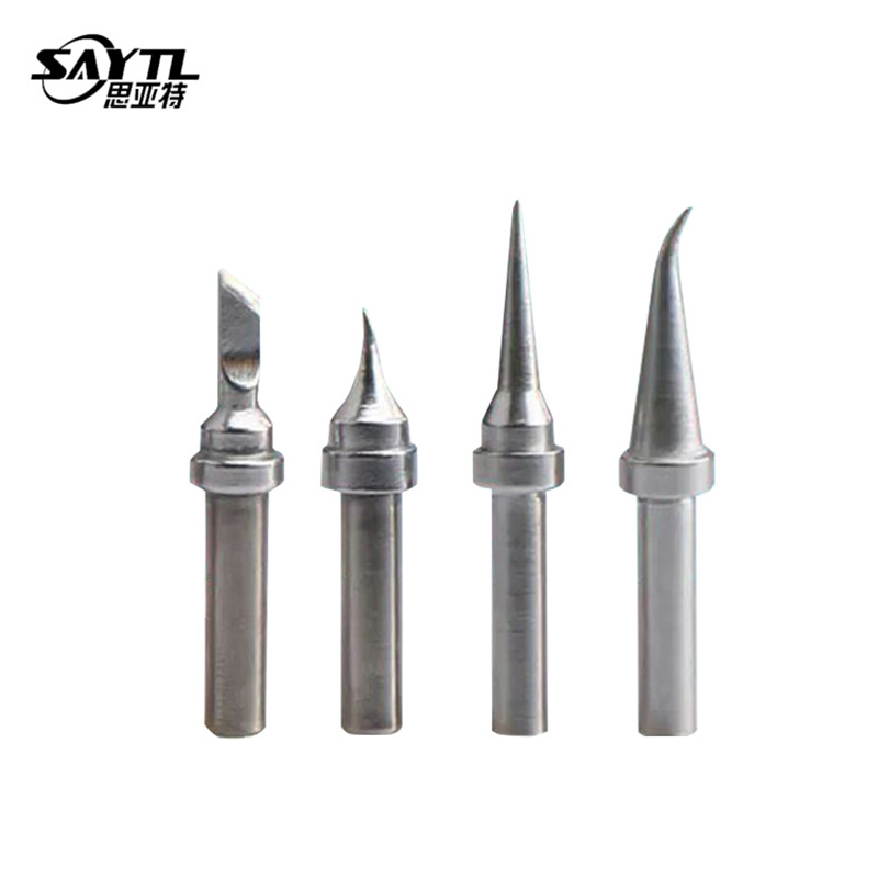 Original Quick Soldering Iron Tip For Quick 203 203H 204 204H 3202 Solder Station Tips Replacement Welding Head