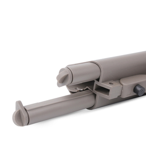 Image 2 - Haute qualité MK18 Nylon Stock pour Airsoft AEG pistolet à Air comprimé M4 AK Gel Blaster J8 J9 CS sport Paintball accessoires