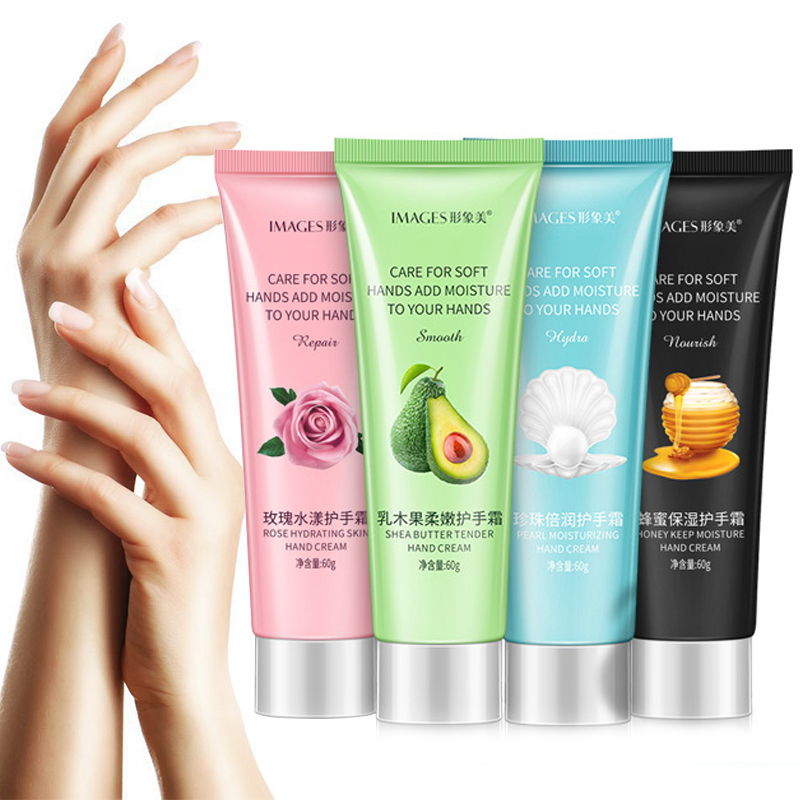 Plant Essence Hand Cream Whitening Moisturizing Nourishing Anti-chapping Hand Anti-Dryness Anti-wrinkle Tool Skin Care 60g