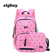 Kids School Bags Children Backpacks For Teenagers Girls Lightweight Waterproof Backpack Orthopedics Schoolbags Mochila Escolar japanese anime masked rider kamen rider gaim printing canvas military backpack mochila escolar children teenagers school bags