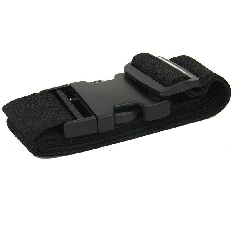 New Packing Belt Suitcase Strap Safety Strap - Black