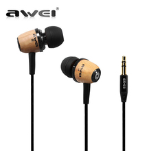 Awei Q3 Hifi Sport Stereo Headphones Headset In-ear Earphone For Your In Ear Phone Buds iPhone Samsung Earbud Earpiece Sluchatka стоимость