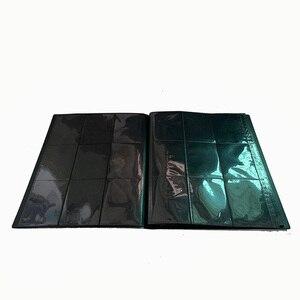 Image 5 - 360 karten Kapazität Karten Halter Bindemittel Alben Für Tasche CCG MTG Magie Yugioh Bord Spiel Karten Buch Hülse Halter